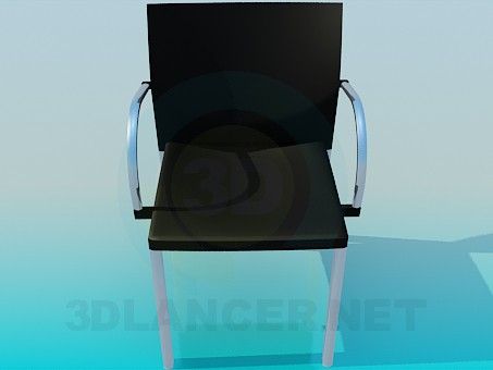 3d model Chair in the Office - preview