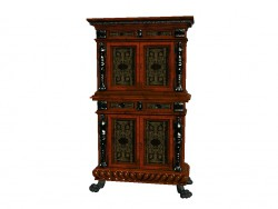 COMMODE 6121-004