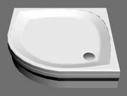 Shower tray 80 ELIPSO PAN