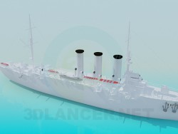 3d models of Ships, boats download for free