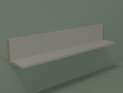 Mensola (90U20003, Clay C37, L 72, P 12, H 12 cm)