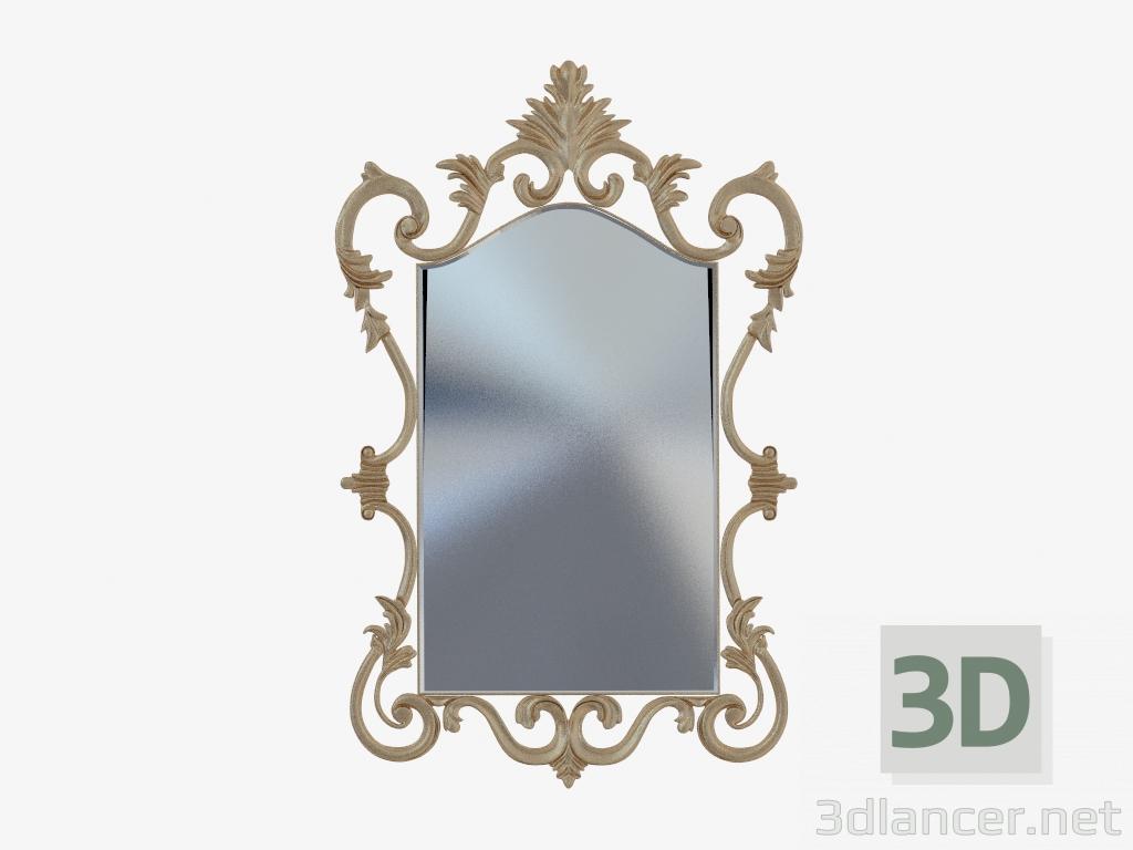 3d модель Зеркало NOTRE DAME – превью