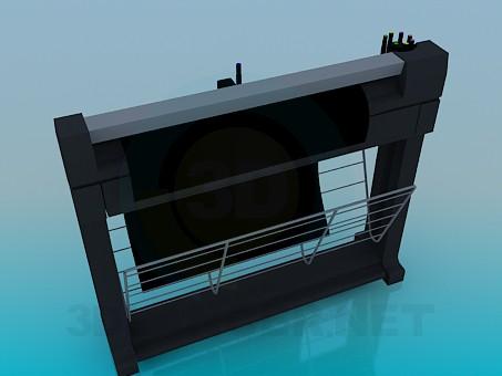 3d model Plotter - preview