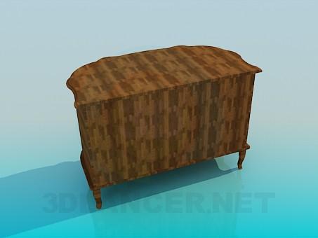 3d model Bedside TV - preview