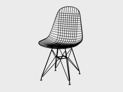 Стілець Wire Chair DKR