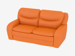 Leather sofa direct double