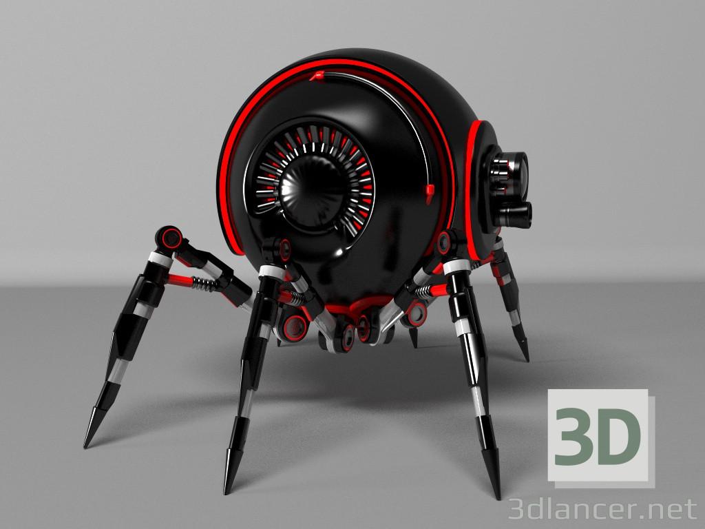 Modelo 3d robot ID 20065