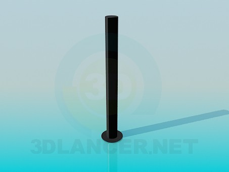 3d model Column Speakers - preview
