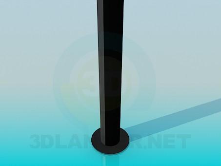 3d модель Колонка акустическая – превью