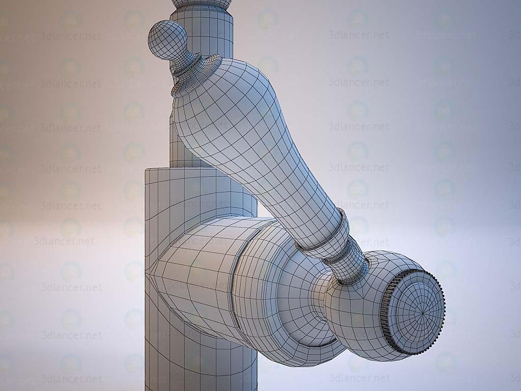 modelo 3D Mezclador GLITTRAN IKEA - escuchar
