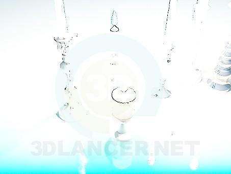 3d модель Свечи – превью