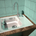 3d Sink TEKA Classic 1B 1-2D model buy - render