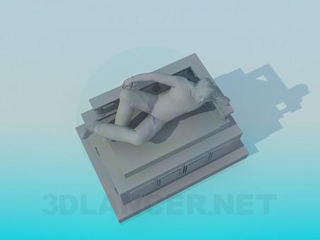 3d моделирование Памятник модель скачать бесплатно