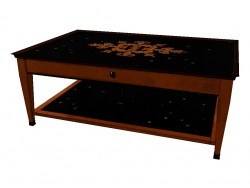 Coffee table GLI Originali TL35 623