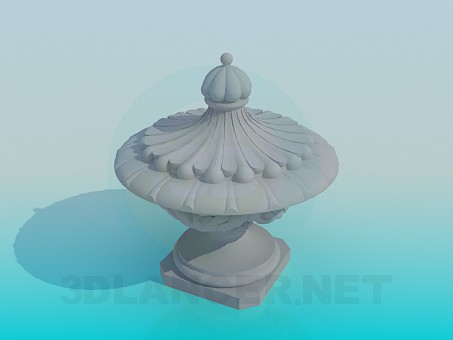 3d model Sculpture - preview