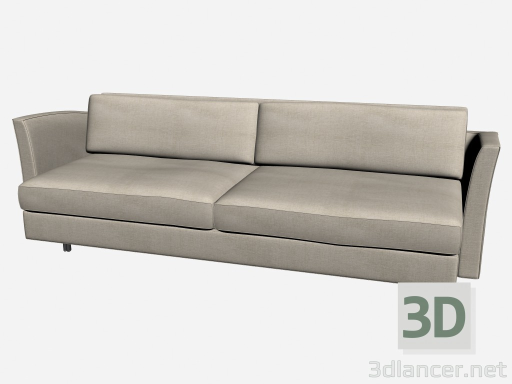 3d modell sofa brikkel 1 vom hersteller il loft sofas id 15652. Black Bedroom Furniture Sets. Home Design Ideas