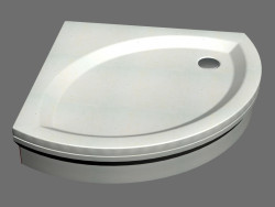 Shower tray MODUS 90 PAN