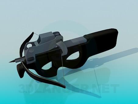 descarga gratuita de 3D modelado modelo Ballesta