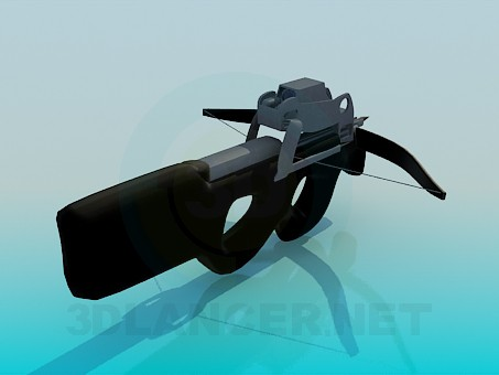3d model Crossbow - preview