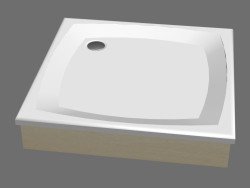 Shower tray PERSEUS 90 EX