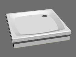 Shower tray PERSEUS 90 PAN