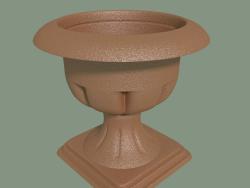 Garden flowerpot