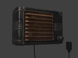 Vecchia radio