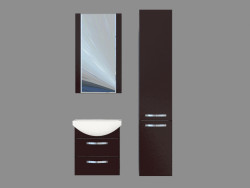 Bathroom furniture Aria 50M