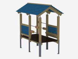 Casa dei giochi per bambini (K5007)