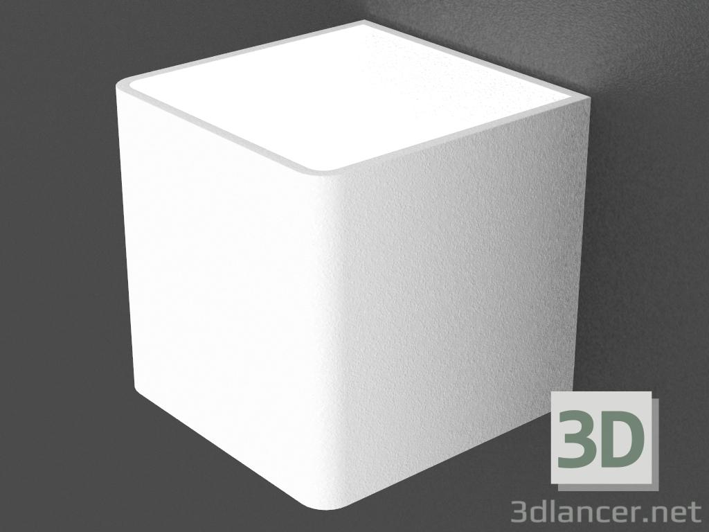 3d модель Накладной настенный светодиодный светильник (DL18391 11WW Dim) – превью