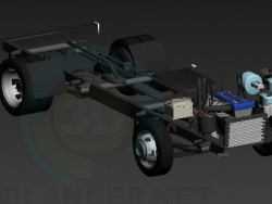 châssis + moteur