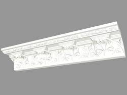 Molded eaves (КФ77)