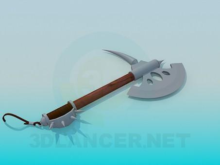 descarga gratuita de 3D modelado modelo Sakar