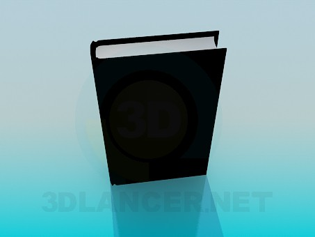 3d modeling Hardback model free download