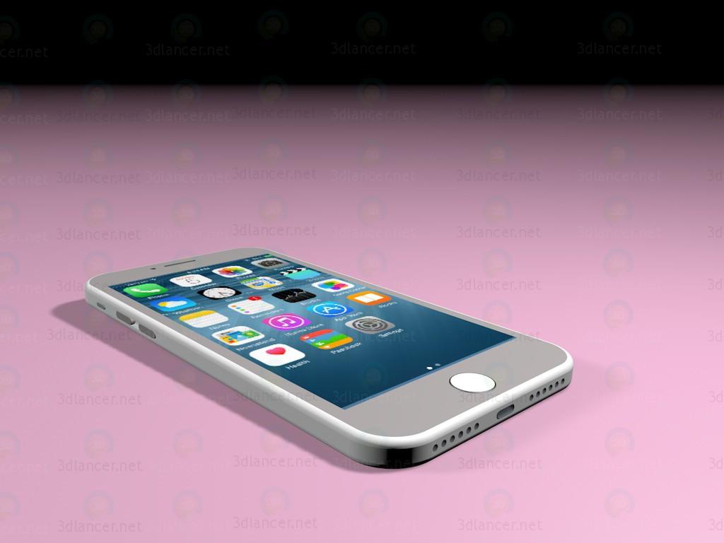 3d модель Смартфон – превью