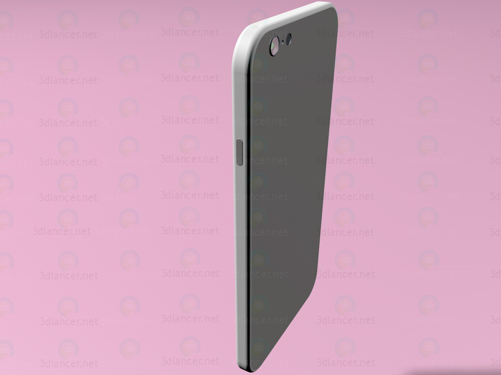 3d model Smartphone - preview