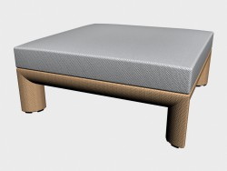 Pouf Footstool 8830 to 8835 feet