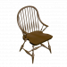 3d model Windsor chair - preview