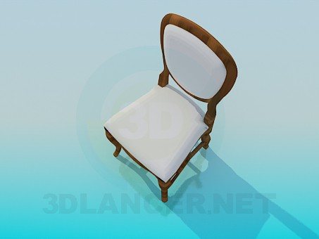 3d model Stools soft - preview