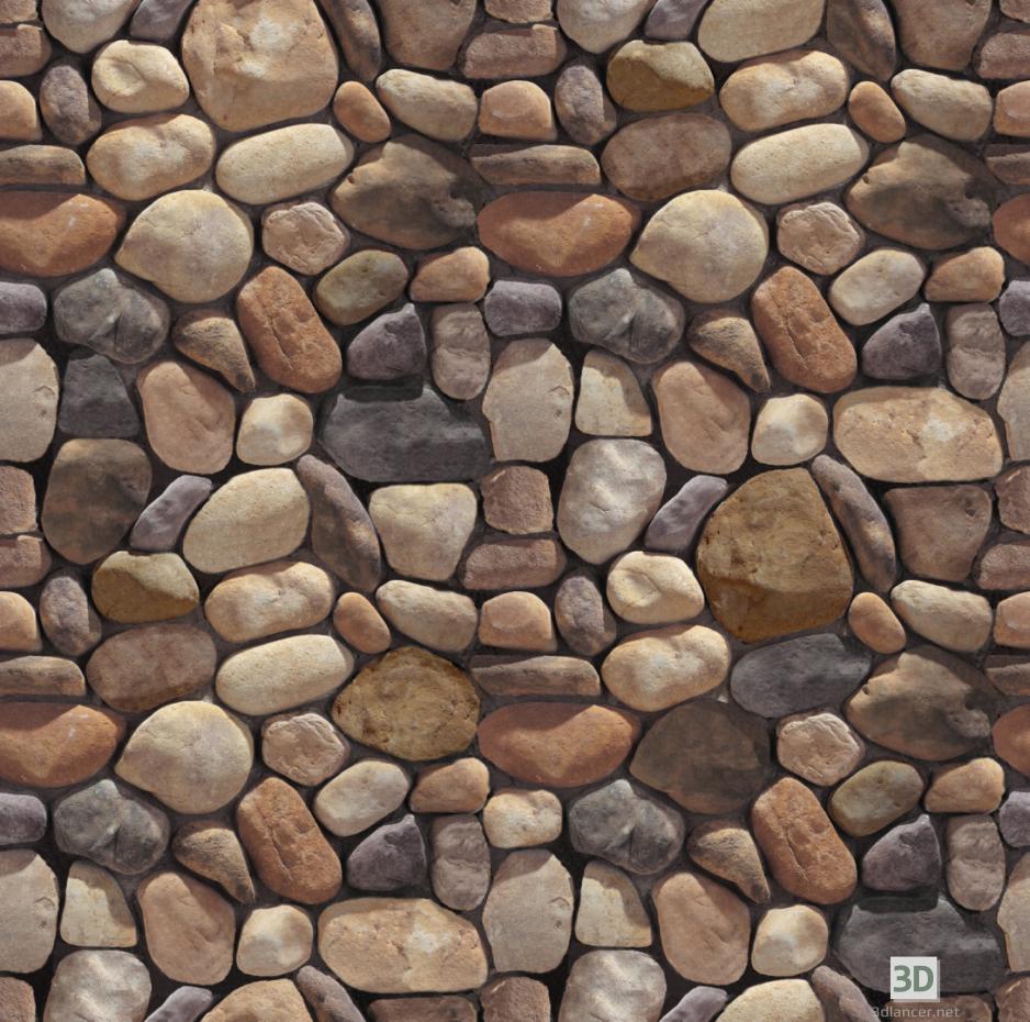 बनावट चूना पत्थर की दीवार मुफ्त डाउनलोड - छवि