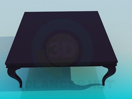 3d модель Журнальный стол – превью
