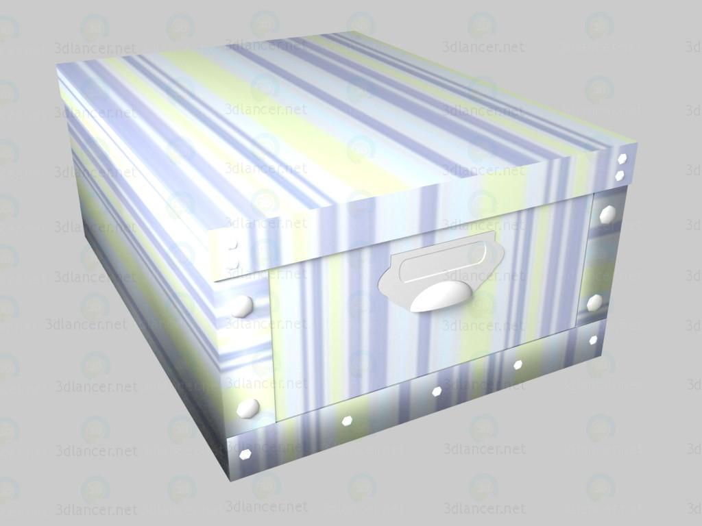 3d model box rainbow big vox download for free. Black Bedroom Furniture Sets. Home Design Ideas