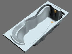 Special bath Viola (without hydromassage system)