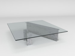 Table basse ROCHE BOBOIS