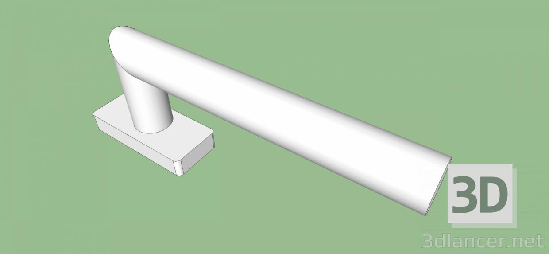 modello 3D Manopola - anteprima