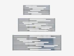Stradivari stainless steel radiator