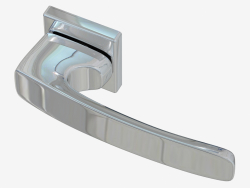 Touch Door Handle (Glossy Chrome)