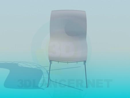 3d моделювання Стілець модель завантажити безкоштовно