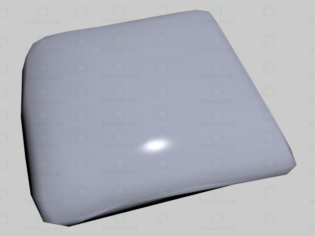 3d model Orient cushion (not shown) VOX - preview