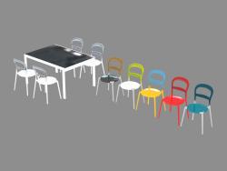 Wien Key chairs